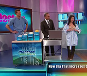 Upbra on the CBS show the doctors